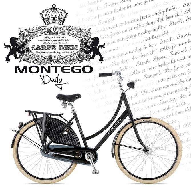Ontwerp Omafiets Carpe M Montego Design Transfer