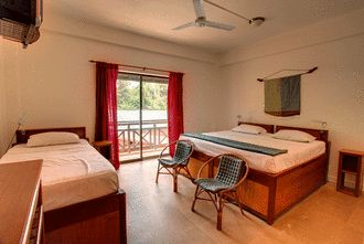 Cute hostel with private rooms in Siem Reap.