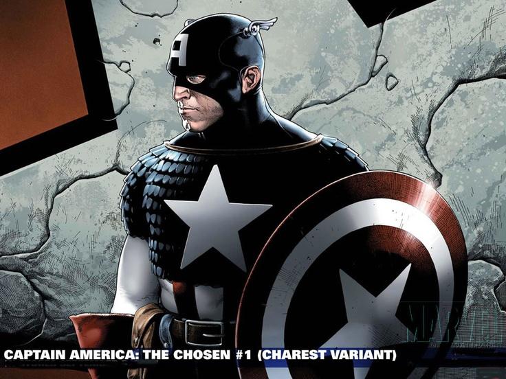 Captain America: Captainamerica, Comic Books, Captain America, Comicart, Superheroes, Super Heroes, Comic Art, Variant Covers, Travis Charest