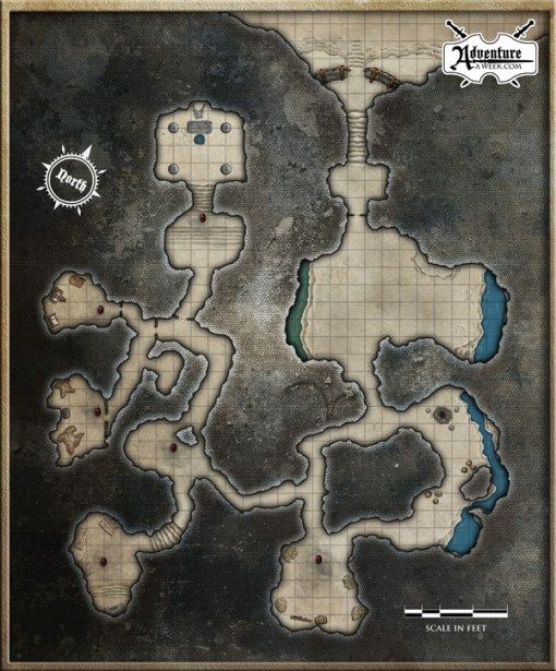 Cartography by Tommi Salama