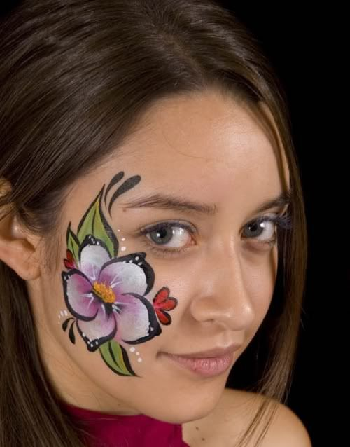 Pin by Andi Piscatella on Face Painting Ideas | Pinterest