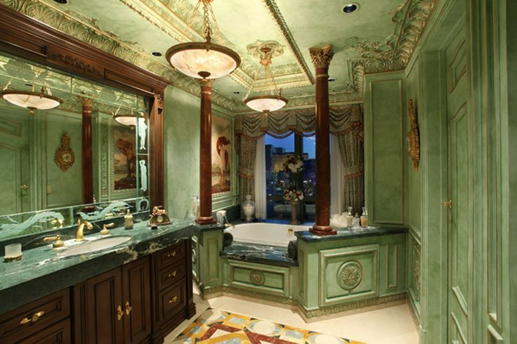 outrageous bathroom decor houses gardens pinterest