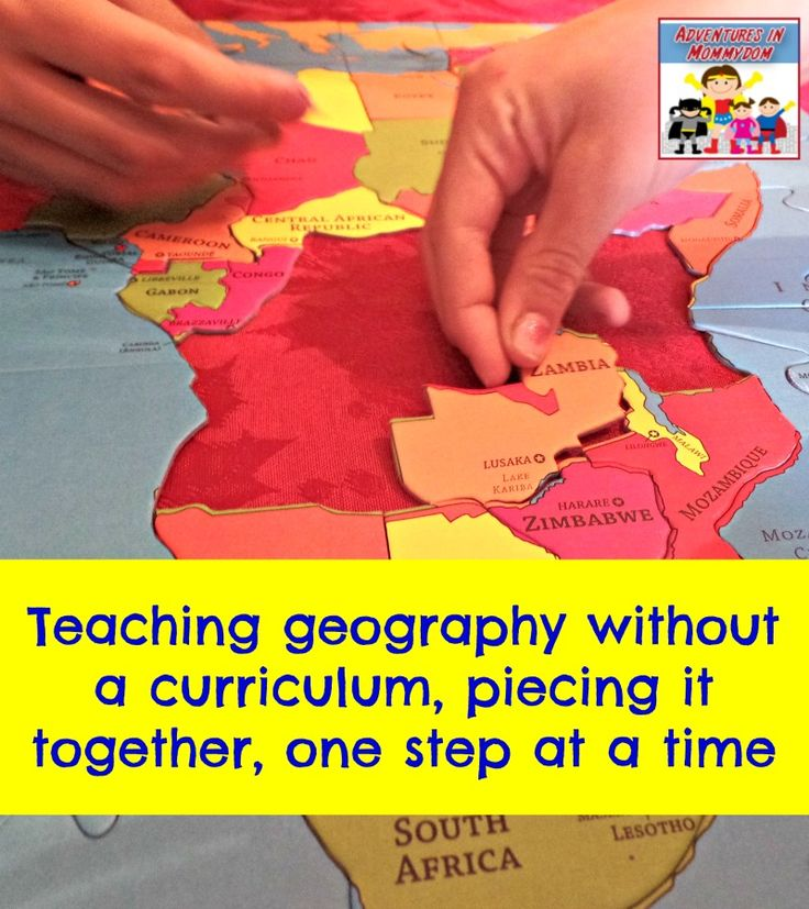 After looking at most major homeschool geography curriculum and not liking them I decided to teach geography without a curriculum. Wondering how to do that?