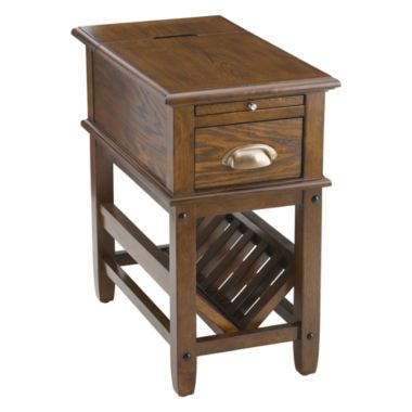 Willow Chairside Table  found at @JCPenney