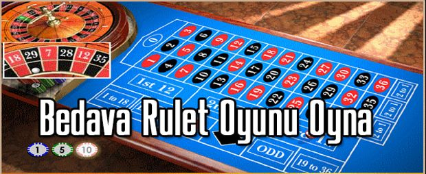 Bedava Rulet Oyunu Oyna