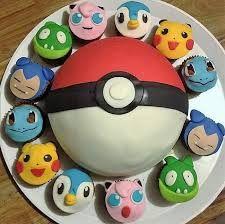 Résultats de recherche d'images pour «torta pokemon»