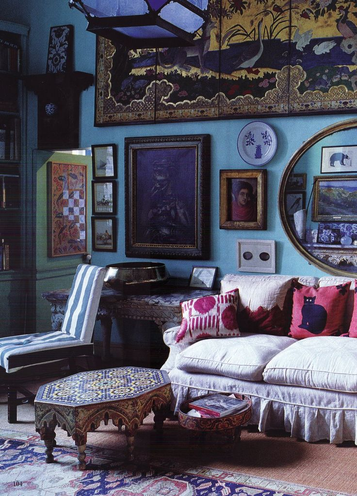 25 best ideas about bohemian living rooms on pinterest for Boho living room ideas