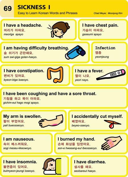 69 Learn Korean Hangul Sickness 1 Meyer & Kim