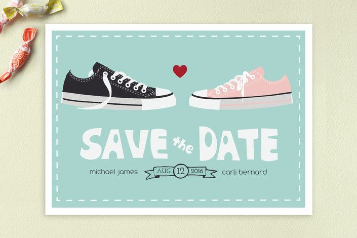 Save The Date designs that people will hang on their fridges in perpetuity (+$250 Minted giveaway!)