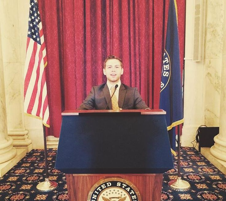 Business Management major, Conor Cahalan, completed a legislative internship with Congressman Ander Crenshaw in his Washington, DC office this summer. Check out his interview on our Working Wildcat blog: cazenovia.edu/blog #WildcatWednesday #WorkingWildcats #CazenoviaCollege
