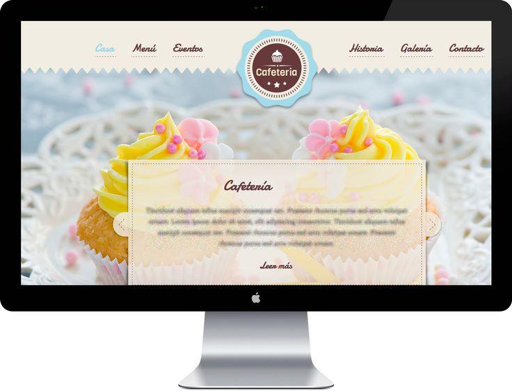 #Cupcakes #Barcelona #DiseñoWeb