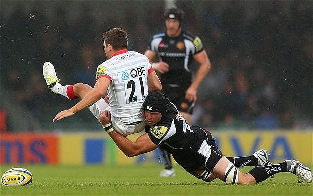 Bordeaux-Begles vs Exeter Chiefs Rugby Scores Live - Europe - Champions Cup