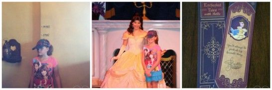 Enchanted Tales with Belle in Magic Kingdom is an interactive experience that starts Belle, Lumiere and even you! When you enter Maurice's cottage, you will be magically transported to the Beast's library for a storytelling experience featuring the princess herself! Before surprising Belle with your arrival, guests will be selected to play parts in her …