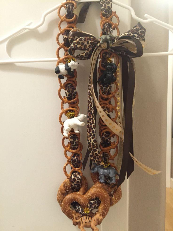 Zoo brew pretzel necklace | My Crafts | Pretzel necklace ...