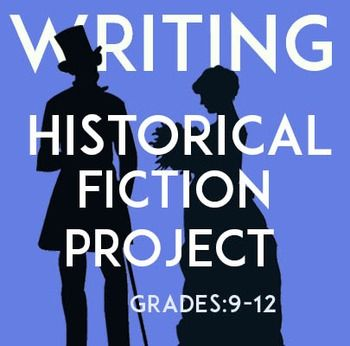 "This fun creative writing assignment will encourage students to sharpen their research skills and to deepen their understanding of the time and society portrayed in the text they are studying in class by writing historical fiction.  We often make the mistake of thinking that people who lived 30 or 75 or 150 years ago were ""just like us"" only with different clothes."