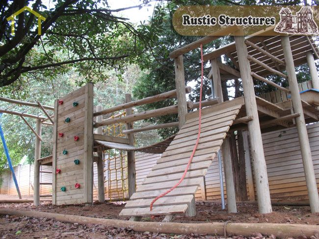 PLAYGROUND EQUIPMENT RUSTIC - Google Search