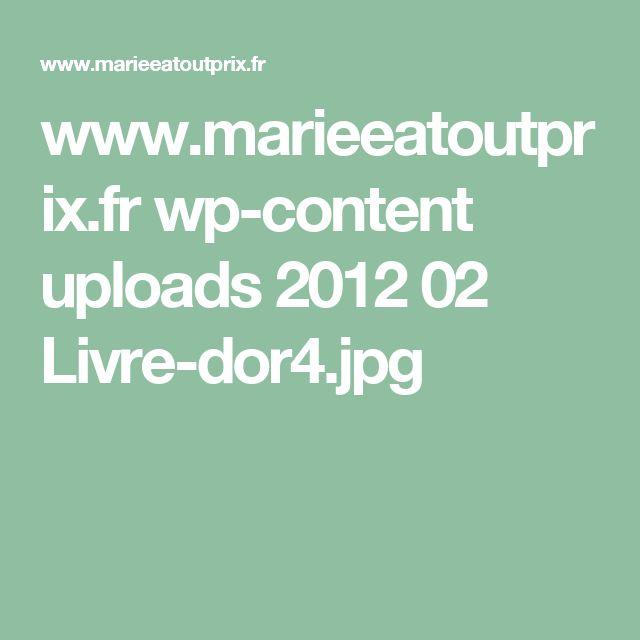 www.marieeatoutprix.fr wp-content uploads 2012 02 Livre-dor4.jpg