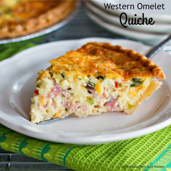 Best 25 western food ideas on pinterest western breakfast western omelet quiche httpmelissassouthernstylekitchenwestern forumfinder Images
