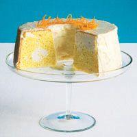Daffodil Cake - GoodHousekeeping.com