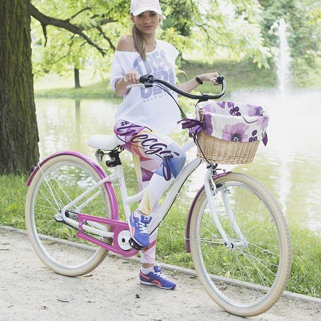 Aktywna #mama @mama_natana :) #workout #trening #trecgirl #training #befit #sport #gymwear #active #sportswear #leginsy #legginsy #leggings #getry #bike #trip #smile #happy #fitness #summer #lato #wakacje #holiday #getfit #polishgirl #motivation #motywacja #instafit #fit #rower @trecwear @trecnutrition