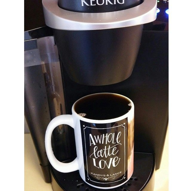 Instagram User Crashtestkandys Enjoys Her Cup Of Keurig Brewed Coffee In New A Whole