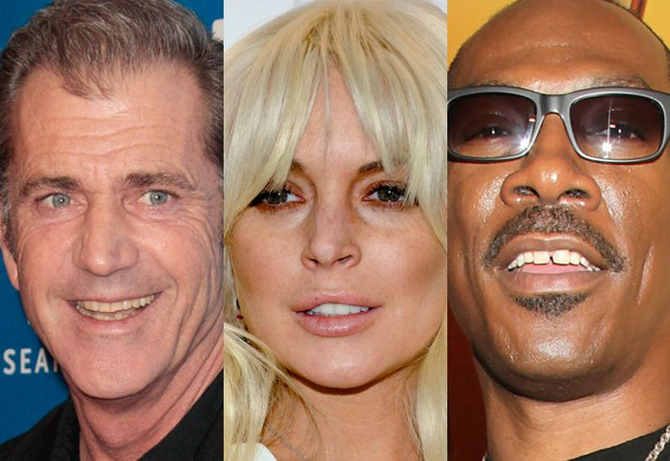 Can these Hollywood careers be saved? - Good article.