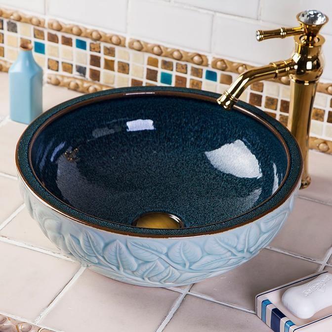 Favio Vessel Sink Rustic Home Interiors Home Interiors Gifts