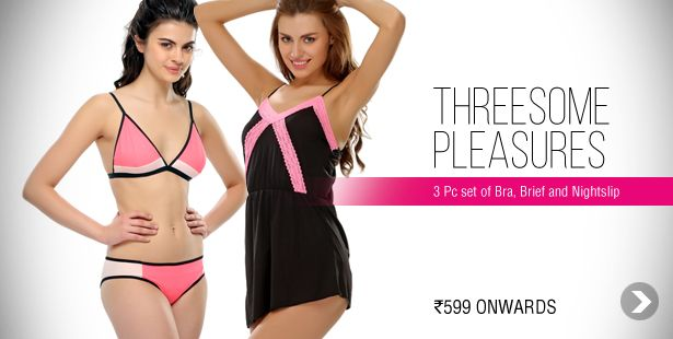 Latest Deals On lingerie  1. Exiting Deals: Everyday Upto 80% Off @ Clovia 2. Flat 10% OFF Sitewide (Mobikwik Orders) 3. Winter Wear Sale: Upto 60% Off On Winter Wear Collection