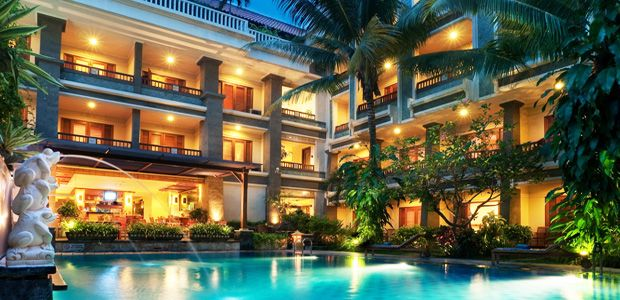 The Vira Bali Hotel - Kuta Bali