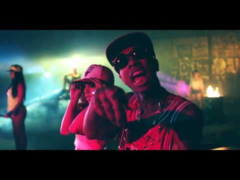 SnapBacks Back: Tyga Ft. Chris Brown   I love their spin on Tupacs back not as hard as MMG but good.