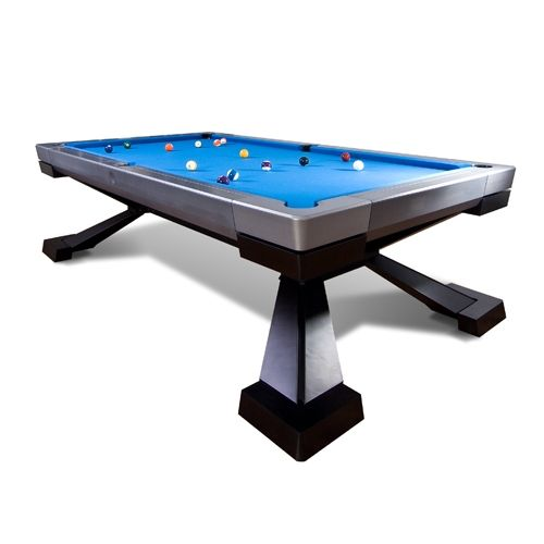 Metal Billiards Table
