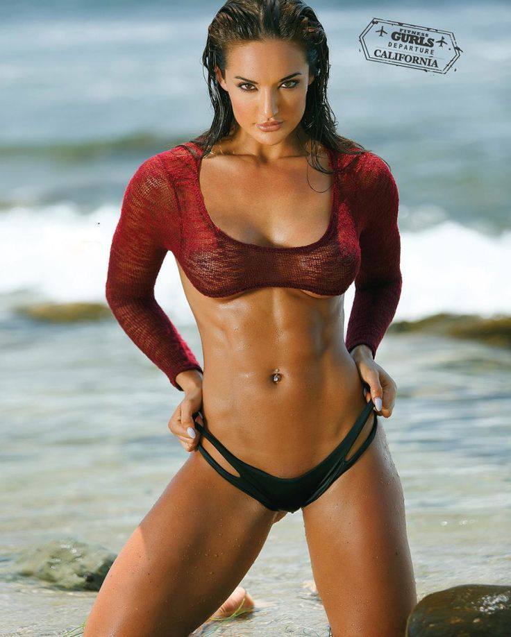 Insta Fitness Models: Whitney Johns a real fitness bombshell