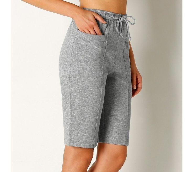 Meltonové bermudy | blancheporte.cz #blancheporte #blancheporteCZ #blancheporte_cz #shorts #kratasy