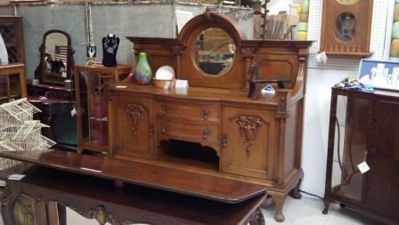 Waring & Gillow Art Nouveau Server for sale on Nashville Craigslist -  Gorgeous! | Antique English & French Furniture | Antiques, French furniture,  Furniture - Waring & Gillow Art Nouveau Server For Sale On Nashville Craigslist