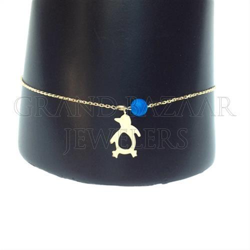 Precious, Dainty Gold Jewelry from Istanbul, Turkey #GBJ1455