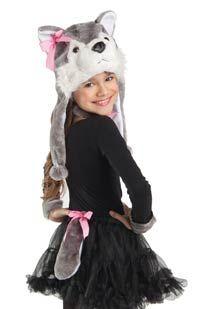 Wolf Kids Costume Kit - Halloween Costumes