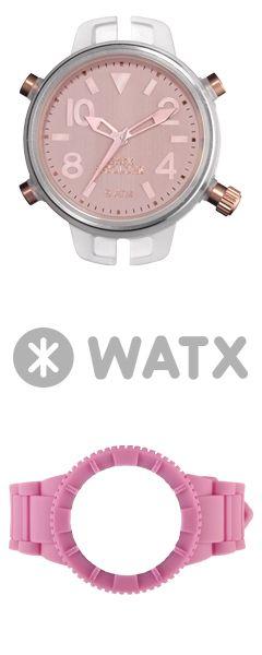 Watx and Colors -  Constrói o teu relógio - mistura, remistura e cria a combinação perfeita para ti.