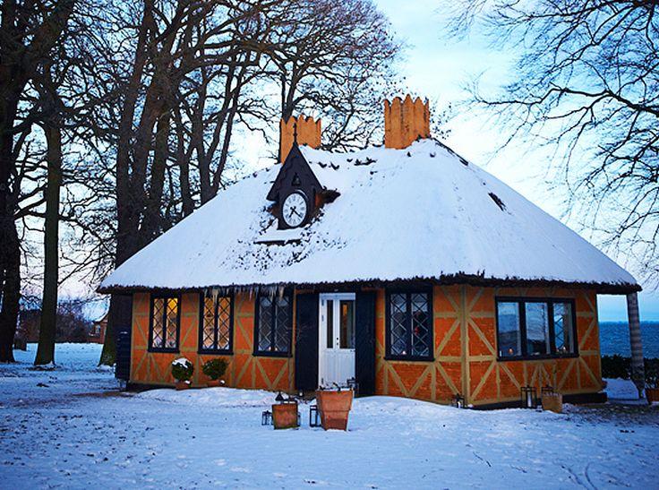 Den Gule Cottage - Cottagerne