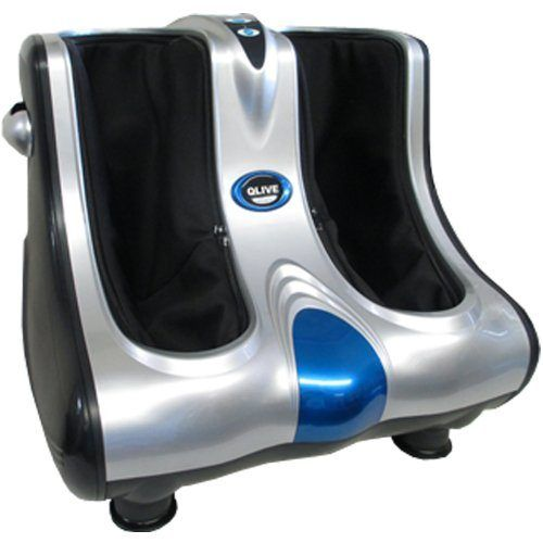 Qlive QL-2000 Quality Foot Calf and Ankle Massager Review