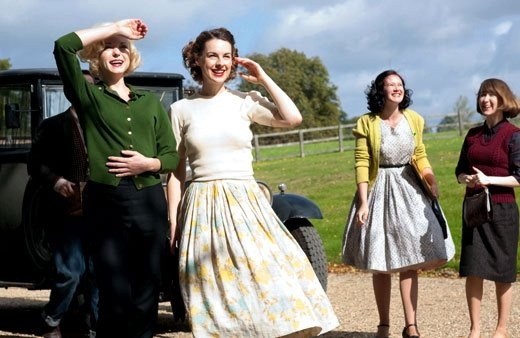 """PBS does it again...great show!  """"Call The Midwife"""" http://www.pbs.org/call-the-midwife/home/"""