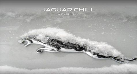 Jaguar Targets New Yorkers with Gargantuan Weekend Event – Luxury Marketing - In an effort to show New Yorkers the 'cooler' side of their luxury automobiles, Jaguar USA recently showcased their cars in a winter-themed weekend pop-up event that was literally, quite cool. Held at New York's The High Line public park, the three-day Jaguar Chill event invited the public to enjoy a winter wonderland while previewing its latest lineup of luxury models. #Luxury #Marketing #NYC