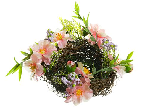 Twig & Blossom Artificial Bird Nest | Spring Wedding | Afloral.com