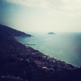 Alassio, Liguria.