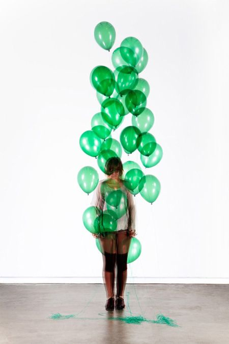 ballon and colour!