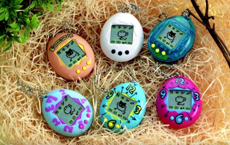 Tamagotchi 'Virtual Pets' Are Officially Back!