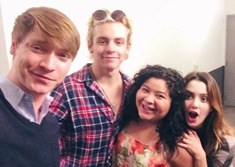Austin & Ally has been off the air for over a year now, but we definitely haven't forgotten about the awesome Disney Channel sitcom starring Ross Lynch, Laura Marano, Raini Rodriguez and Calum Worthy — especially since there's been some buzz surrounding a possibly reboot in the form of a Disney Channel Original Movie! Recently, …