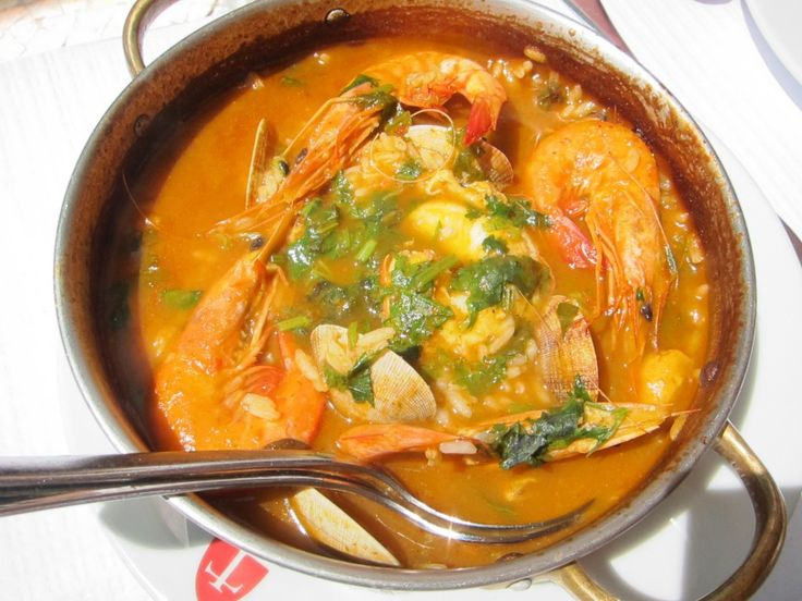 Taste of Lisbon: Portuguese Seafood to Savour - by Cristina ‏@thetravolution | ...the Portuguese have long-perfected their culinary art and being in such close proximity to the water, seafood is definitely where it's at here! | Photo: Arroz de Marisco