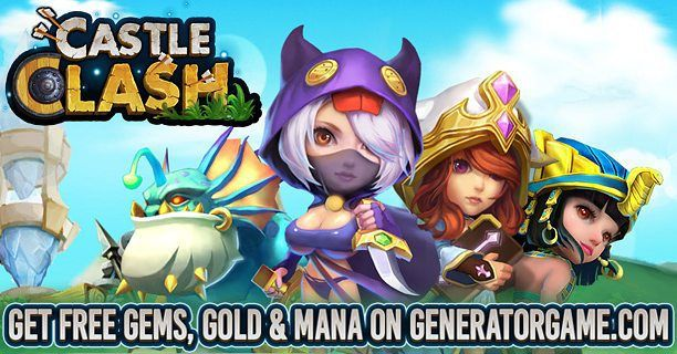 "[NEW] CASTLE CLASH HACK ONLINE 2016 WORKS: www.castleclash.ga  Add up to 9999999 Gems Gold and Mana per day for Free: www.castleclash.ga  100% Real Works! Resources added instantly: www.castleclash.ga  Please SHARE this hack method guys: www.castleclash.ga  HOW TO USE:  1. Go to >>> www.castleclash.ga  2. Type your Castle Clash Username/ID or Email Address (You don't need to type your password)  3. Enter the amount of Gems Gold and Mana then click ""Generate""  4. Finish verification process…"