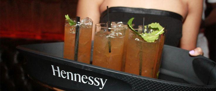 Hennessy Privilege Ginger Mojito Recipe