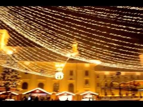 Christmas Market in Sibiu, Transylvania www.touringromania.com